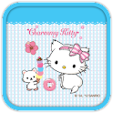 Charmmy Kitty BlueLove Theme icon