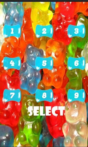 Gummy Bear Jelly Mash