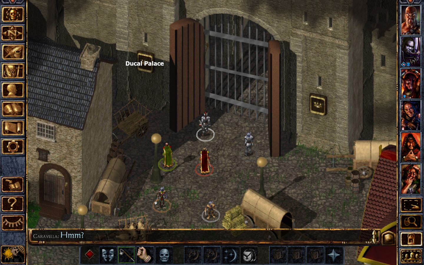 Baldur's Gate: Enhanced Edition- screenshot