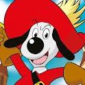 Dogtanian Cartoon Official icon