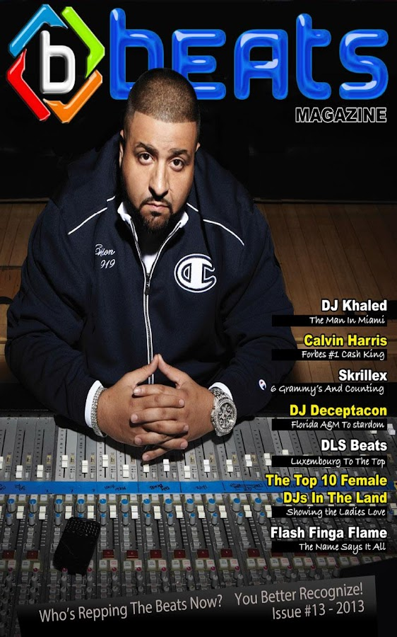 Beats Magazine- screenshot