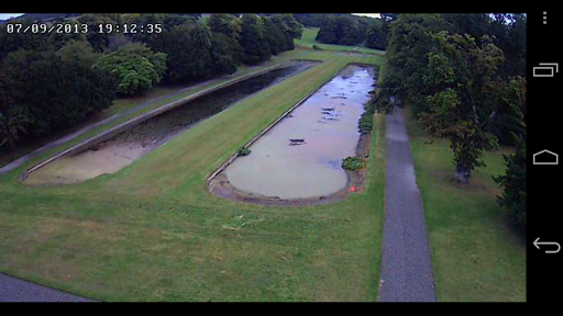 Killruddery House Live View