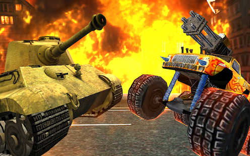 Monster Truck Fast Racing 3D- screenshot thumbnail