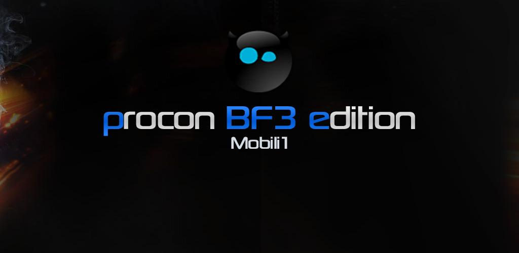 Download Droid PRoCon BF3 APK latest version app for android devices