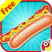 Hot Dog Maker Fun Cooking Game