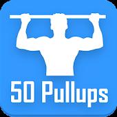 50 Pullups. Be Stronger