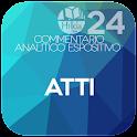 Commento Analitico (Atti) icon