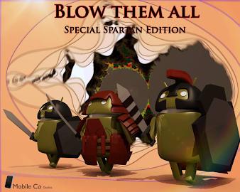 Blow Them All Live Wallpaper Screenshot 9