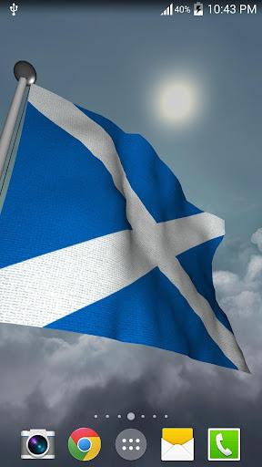 Scotland Flag + LWP