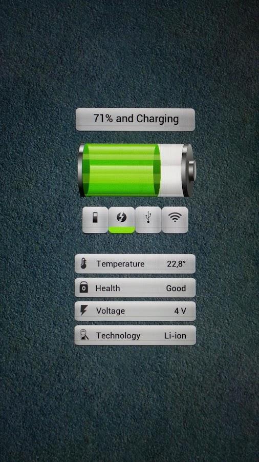 Battery Monitoring- screenshot