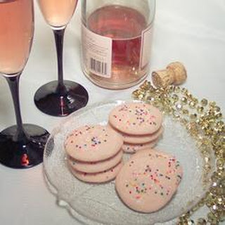 Champagne Cookies Recipes.