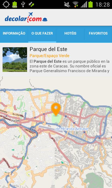 Caracas: Guia turístico- screenshot