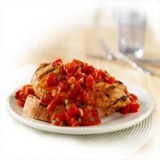 Hunts® Bruschetta Chicken Grill