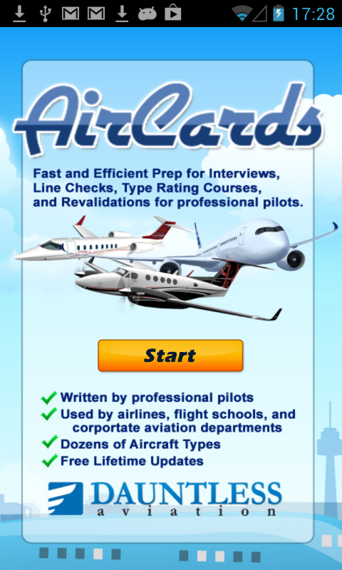 AirCards- screenshot