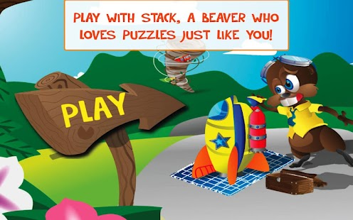 Stack N Puzzles for Kids