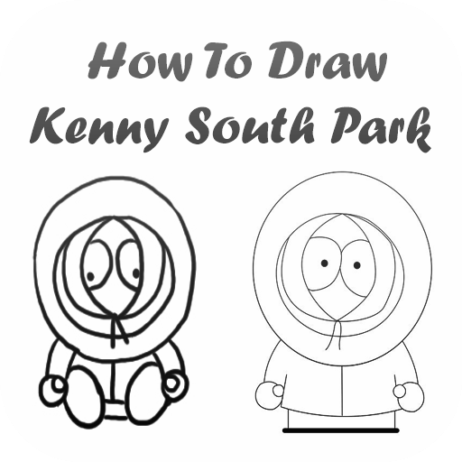How To Draw Kenny South Park