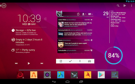 Action Launcher 2: Pro Screenshot 1