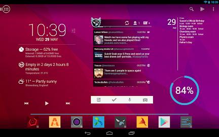 Action Launcher Pro Screenshot 1