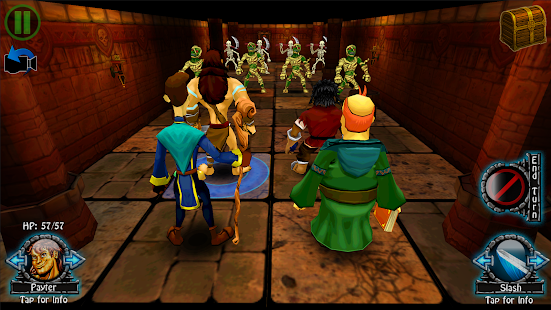Dungeon Crawlers- screenshot thumbnail