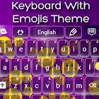 Emojisをテーマにしたキーボード icon