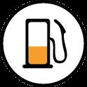 Frais Mobilité - Fuel, expenses and graphs icon