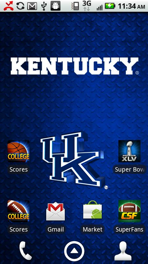 Kentucky Live Wallpaper HD- screenshot