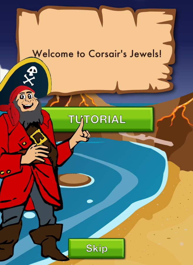 Corsair's Jewels Saga - screenshot
