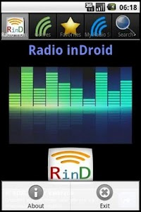 Radio inDroid screenshot 0