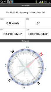 Jeppesen Marine Plan2Nav- screenshot thumbnail