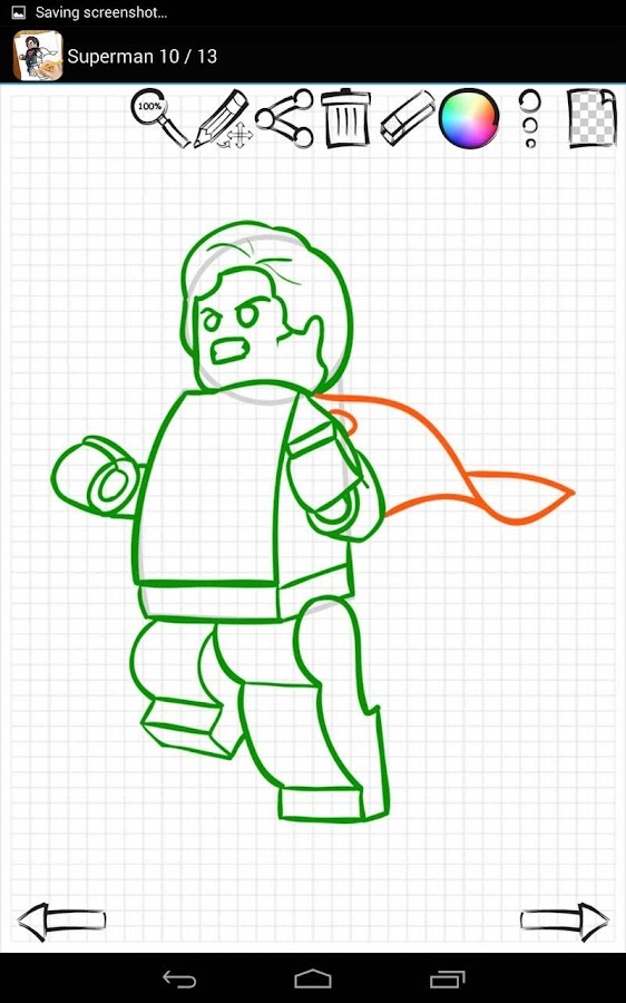 Learn to draw lego superheroes apk by learn to draw games amp heroes