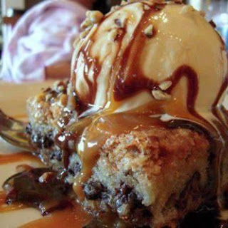 Chili's Chocolate Chip Paradise Pie.