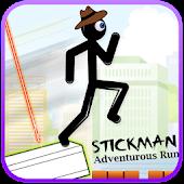 Stick Man Adventurous Run