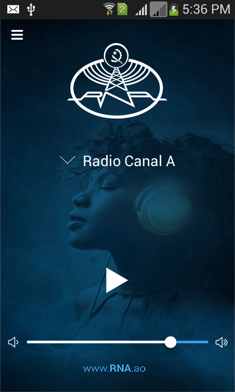 RNA - Rádio- screenshot