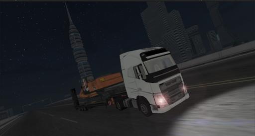 Truck Simulator : City 1.4 screenshots 5