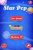 Screenshot of Ace Star Pop Rush