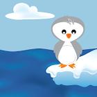 Тренируй память. Пингвины icon
