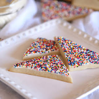 Fairy Bread Cookies.