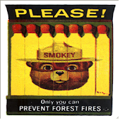Smokey Bear Soundboard