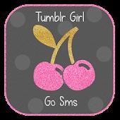 Tumblurr Girl GO SMS