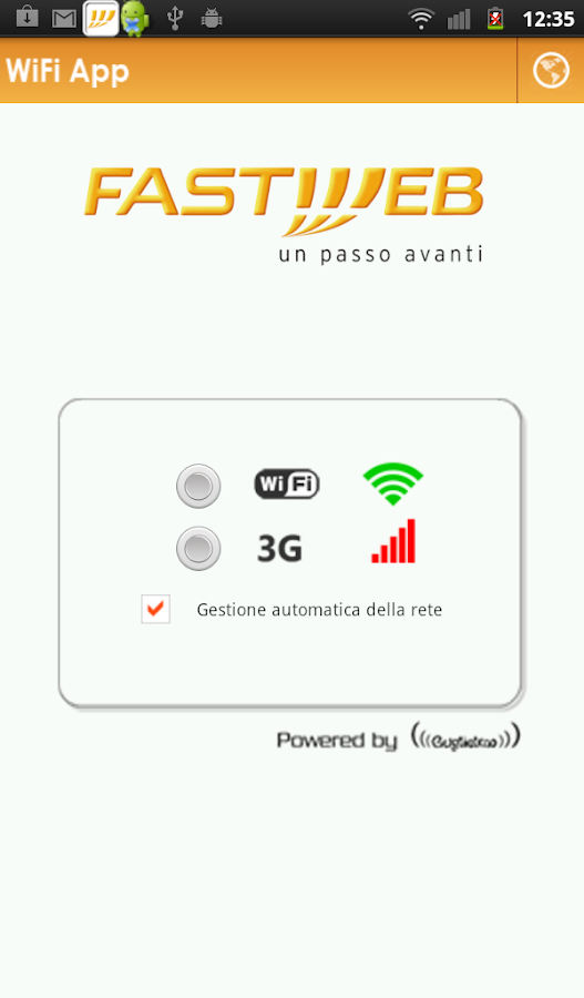 WiFi App - screenshot