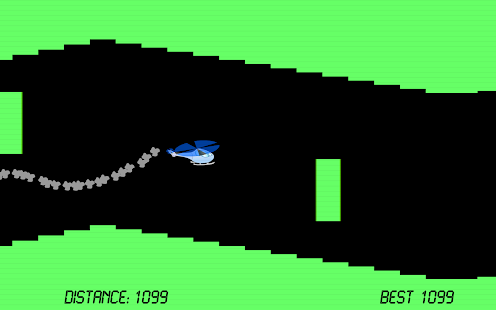 Classic Helicopter Game- screenshot thumbnail