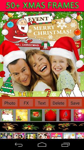 Best Christmas Frames Pro