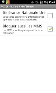 Accréditeur 3G (FreeMobile)- screenshot thumbnail