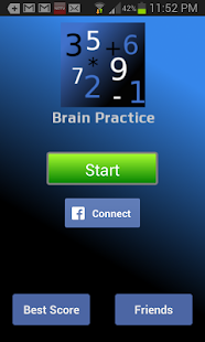 Brain Practice - screenshot thumbnail