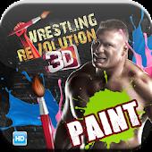 Revolution Paint Wrestling
