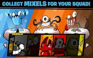 Screenshot of Calling All Mixels