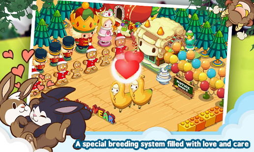LINE TINYFARM - screenshot thumbnail