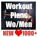 Exercícios e planos de treino icon