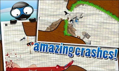Wingsuit Stickman 1.0 apk for Android