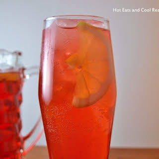 Sparkling Apple Cider Punch.